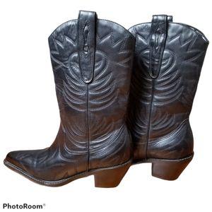 Cathy Jean Vintage Cowboy Boots Women's Size 5